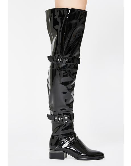 Sofia Thigh High Boots