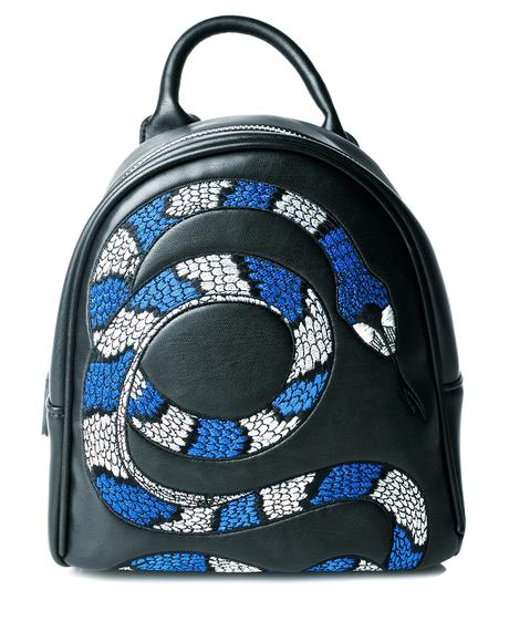 Snake Mini Backpack