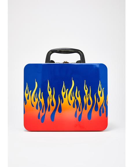 Bring The Fire Tin Case