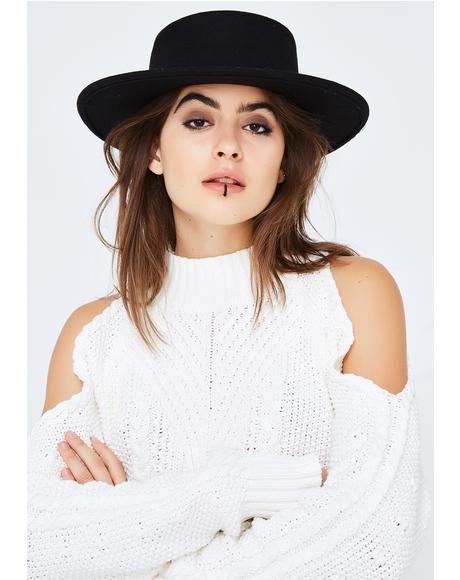 Tellin' Lies Studded Hat