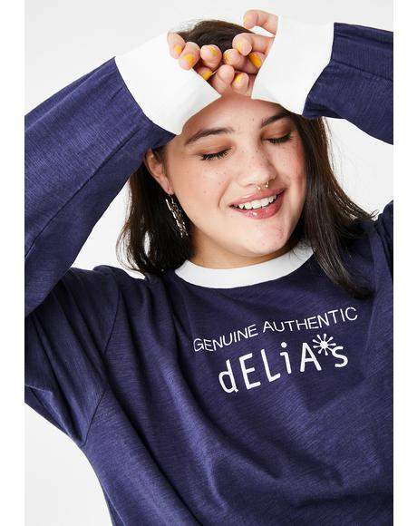 She's The Real Deal Graphic Tee