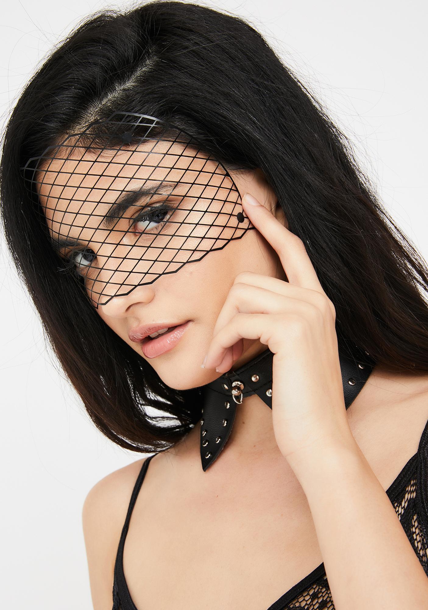 BIJOUX INDISCRETS Louise Face Mask