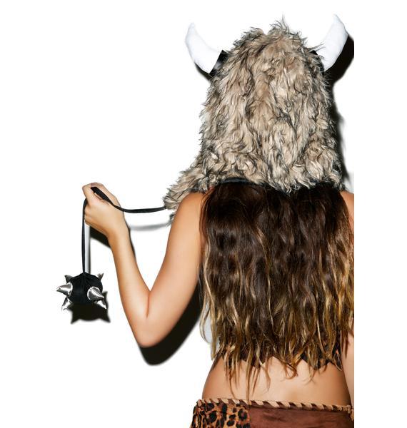 Viking Vixen Hood