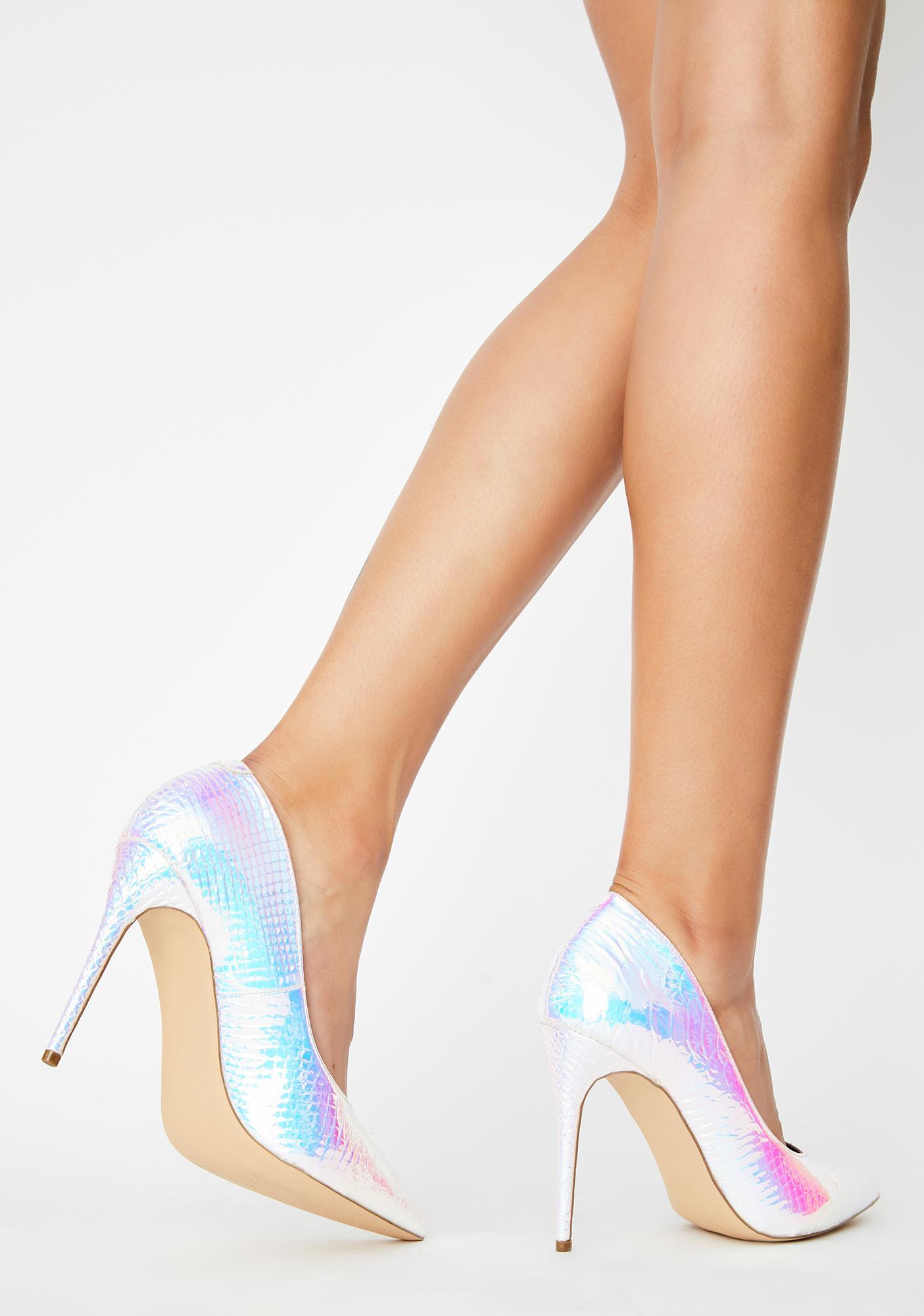 Live A Little Stiletto Heels