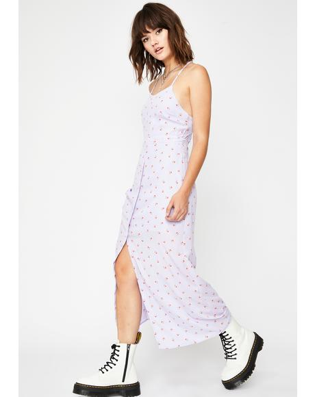 Dolores Park Floral Dress