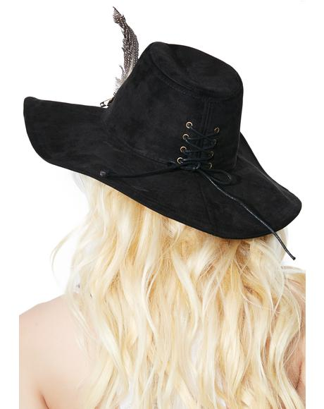 Formation Wide Brim Hat