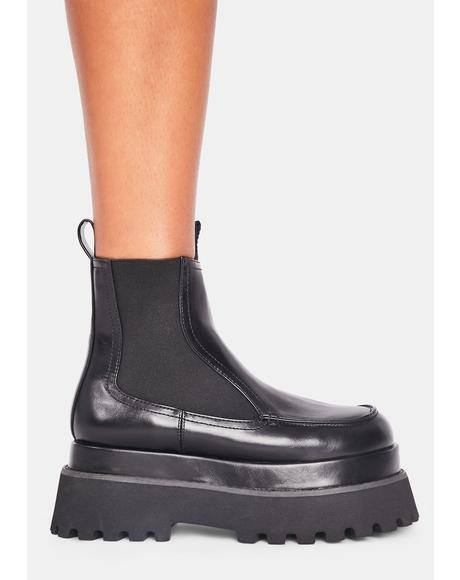 Challenge The Norm Chelsea Boots