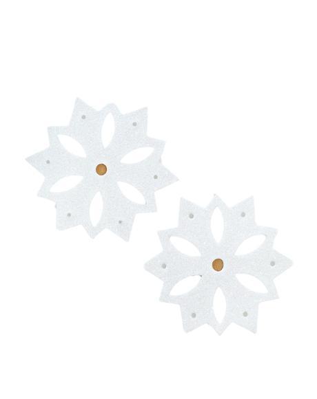 Snowflake Pasties