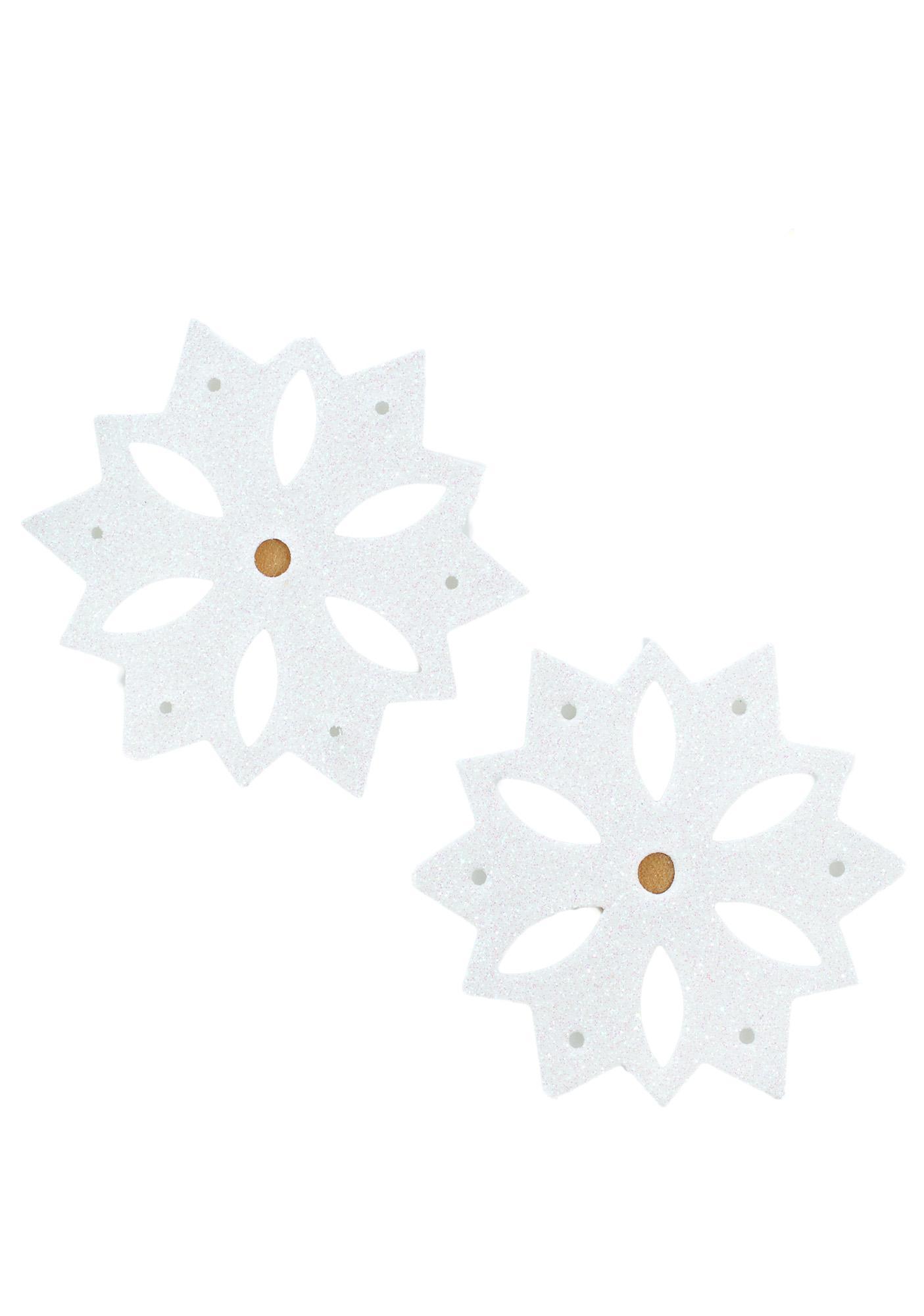 Pastease Snowflake Pasties