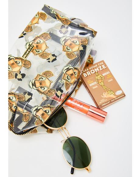 x Disney Simba Makeup Bag