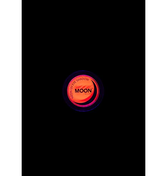 Moon Creations Neon Intense Orange UV Eye Shadow