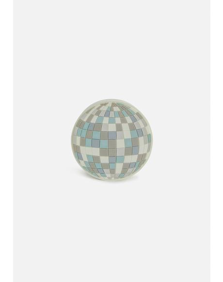 Disco Ball Phone Charger