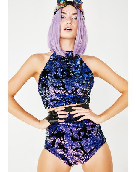 Millennial Sequin Co-Ord