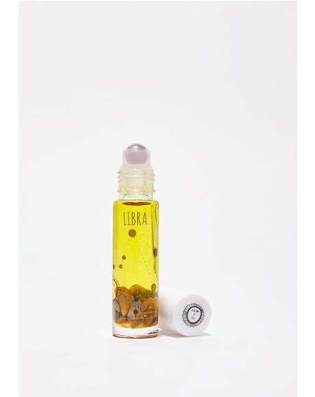 Libra Oil Perfume Roller