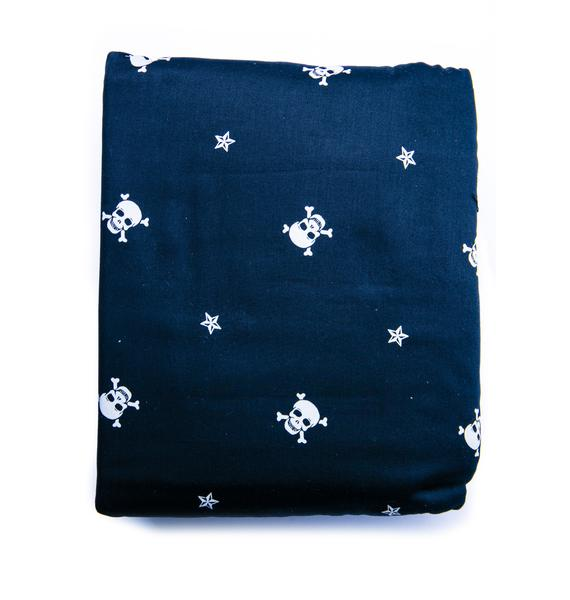 Skulls Ahoy Sheet Set