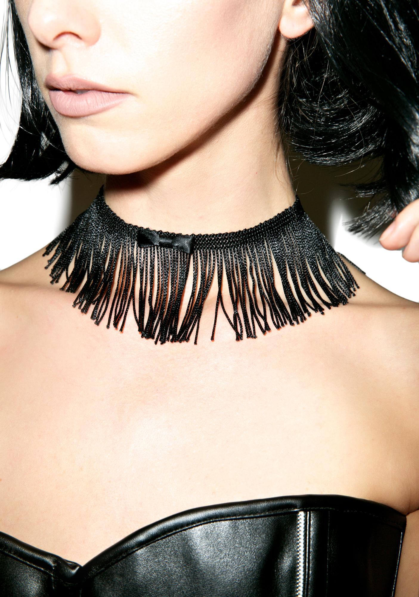 On Da Fringe Choker
