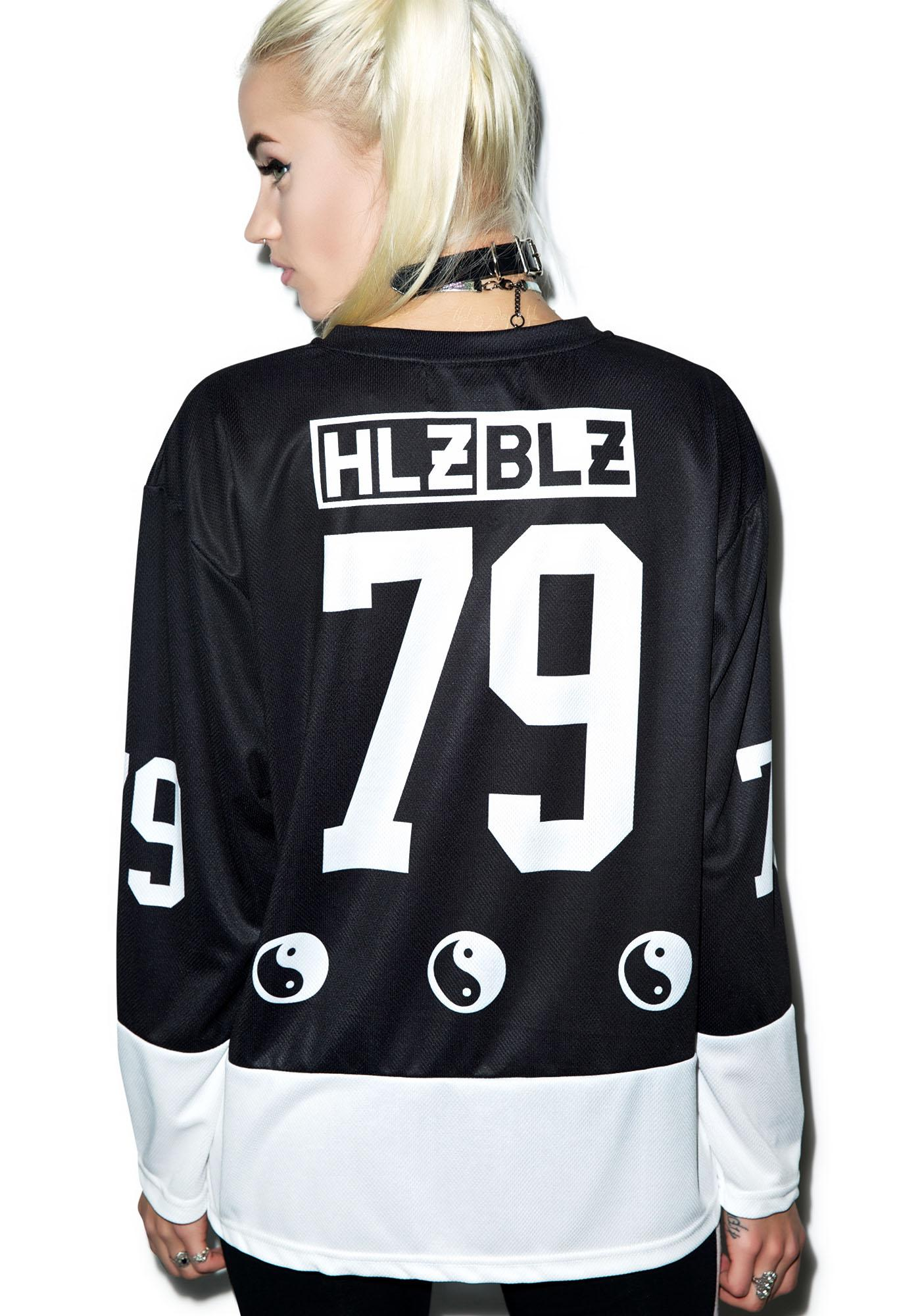 HLZBLZ Lucky Hockey Jersey