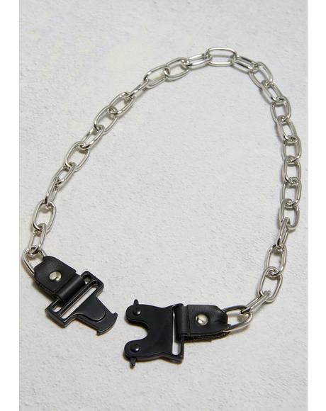 Crash The Underground Chain Choker