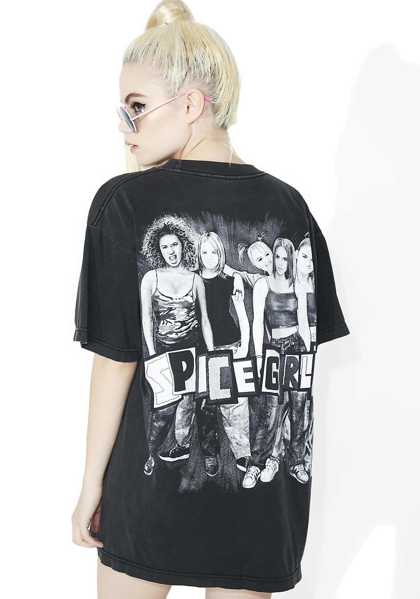 Vintage Spice Girls T-Shirt