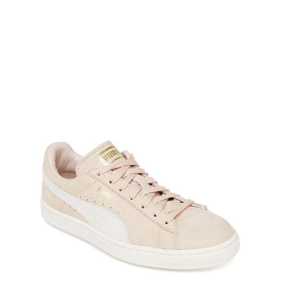 PUMA Suede Classic Shine Sneakers