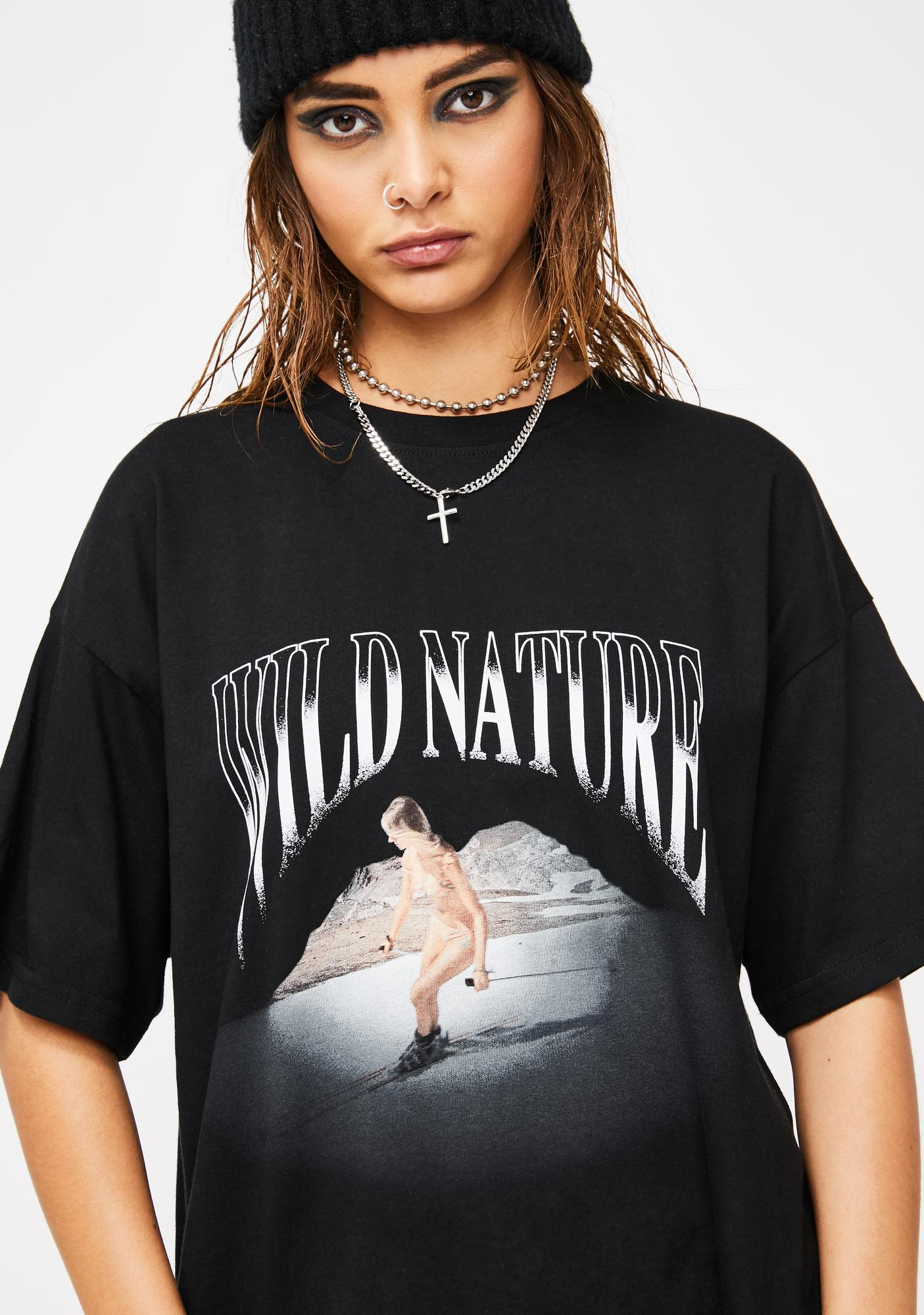 Local Heroes Wild Nature Graphic Tee