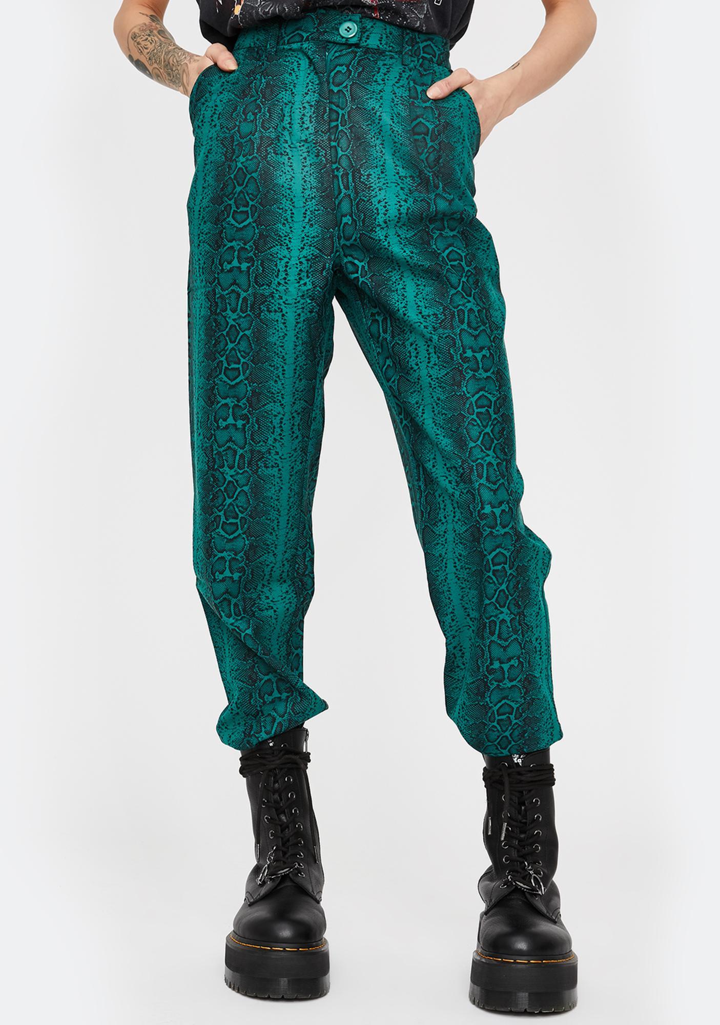 Nana Judy Ebony High Waist Pants