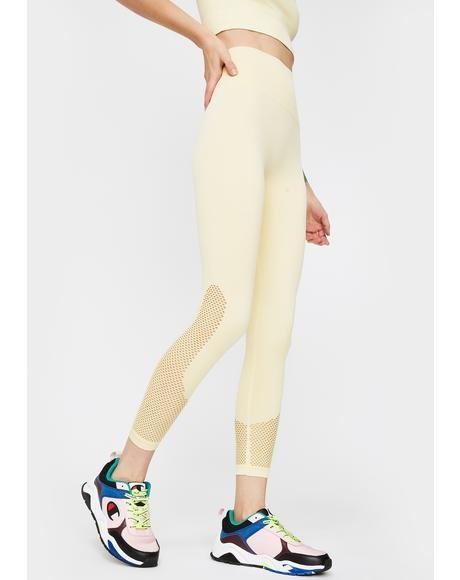 Rise Through The Ranks Active Leggings