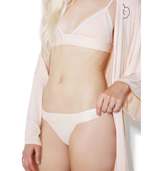 Wildfox Couture Peachy Bikini Brief