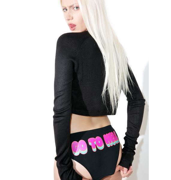 Killstar Go To Hell Panty