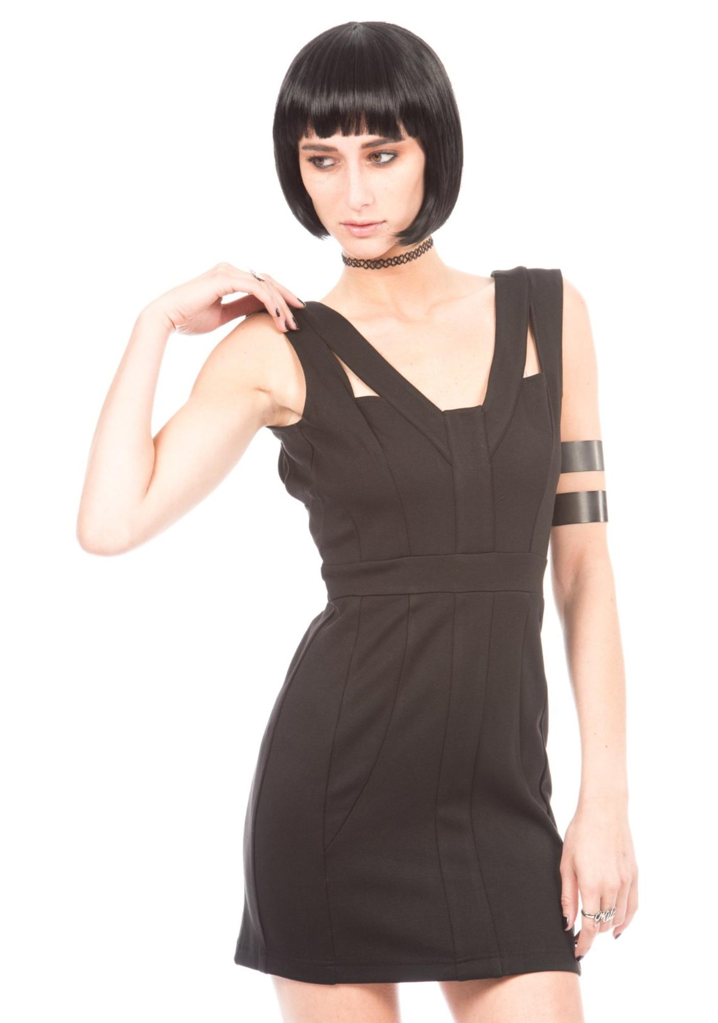 One Track Mind Body Dress