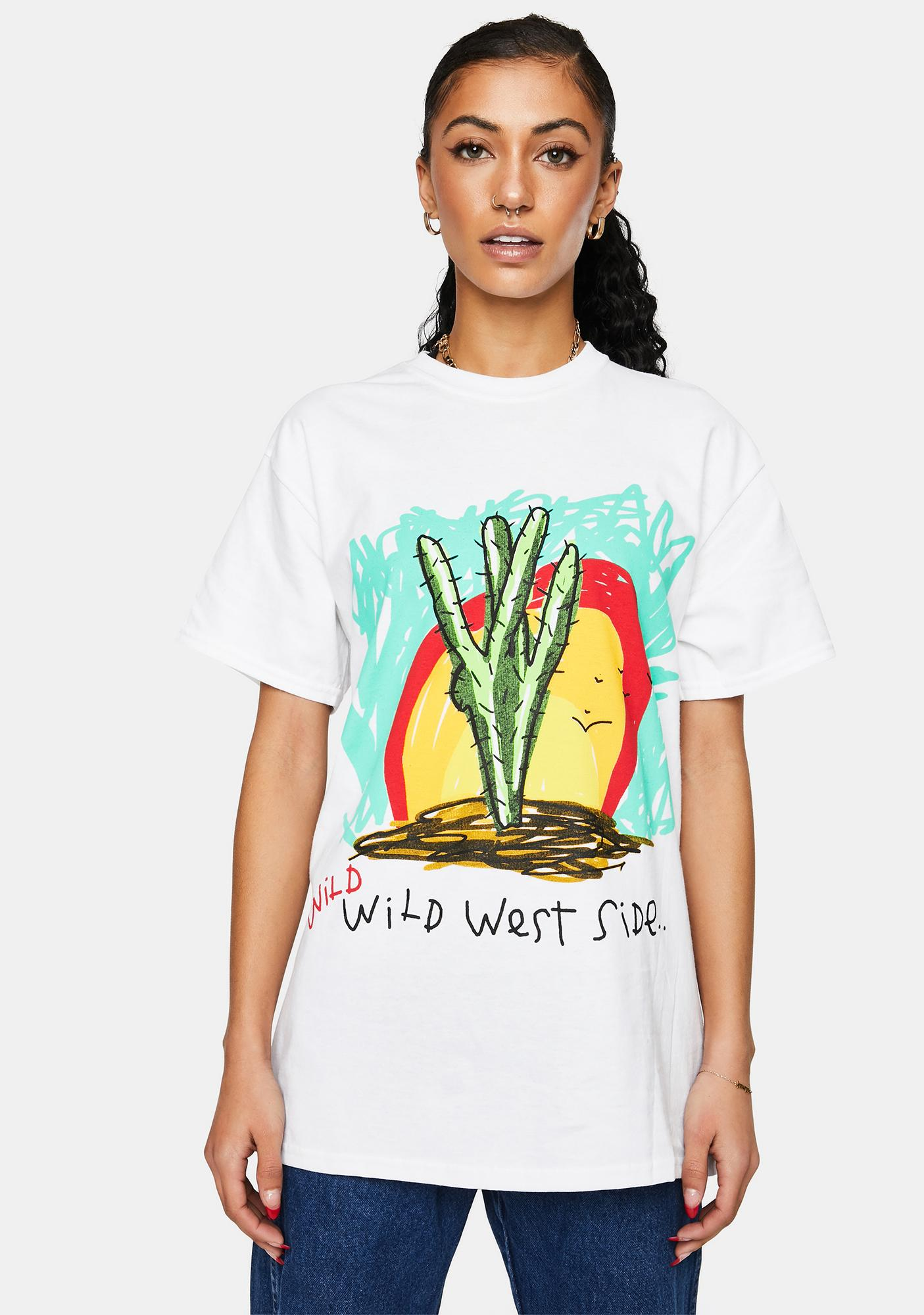 After School Special Wild Wild West Side Tee