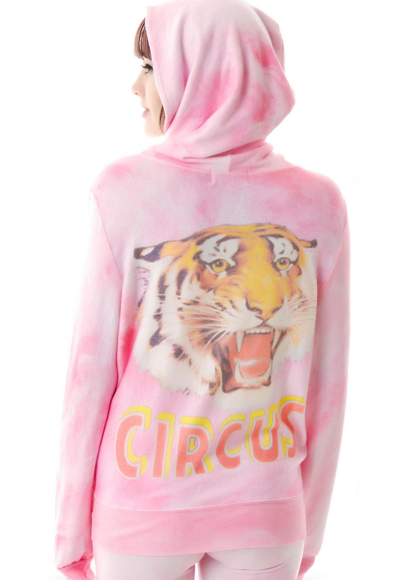 Wildfox Couture Take to the Circus Track Jacket
