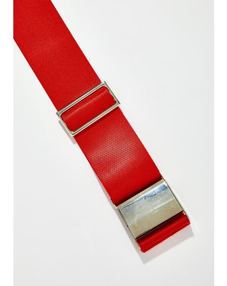 Siren Rebel Run Wide Belt