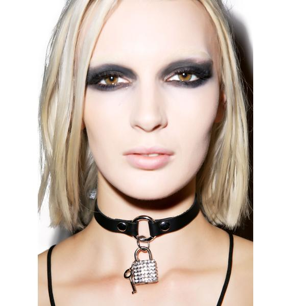 Locking Out For Love Choker