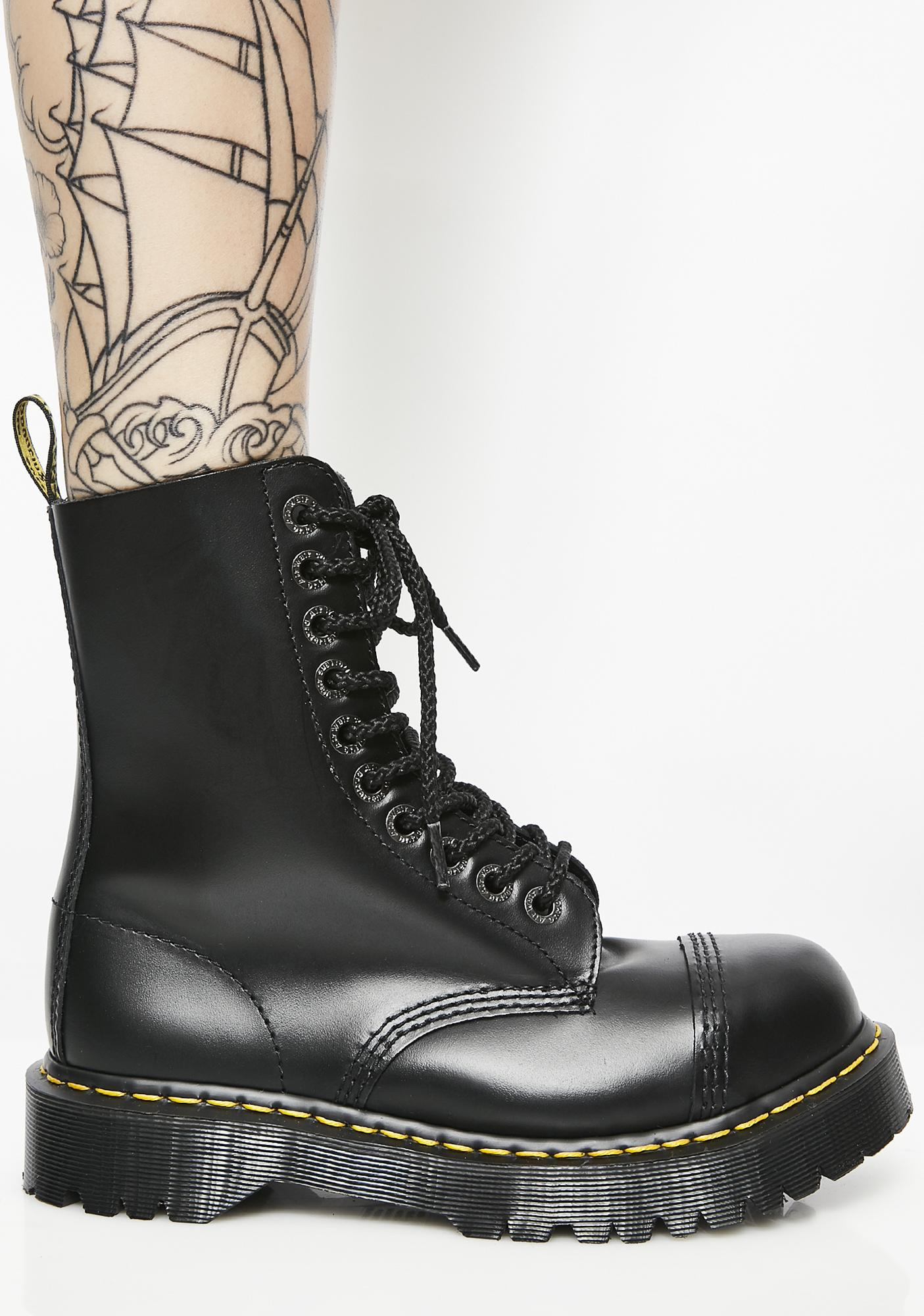 Dr. Martens Genuine Leather 8761 BXB Boots
