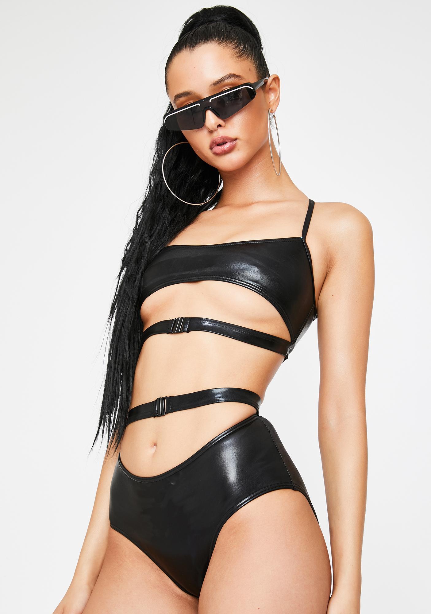 Poster Grl Never Underrated Bikini Set