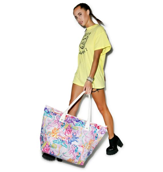 Iron Fist My Little Pony Beach Bag