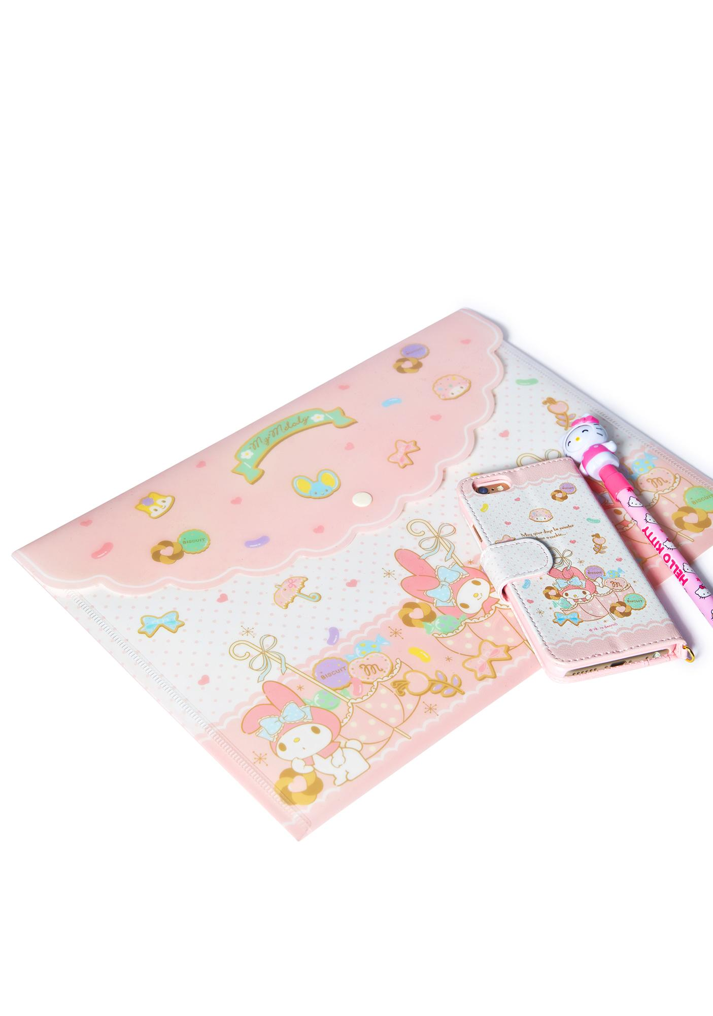 Sanrio My Melody Snap Envelope