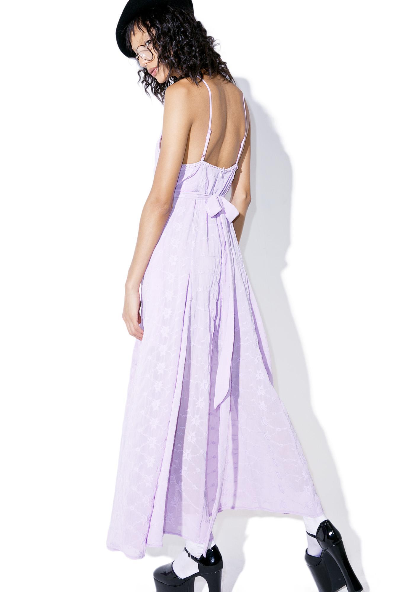 Dream Collider Maxi Dress
