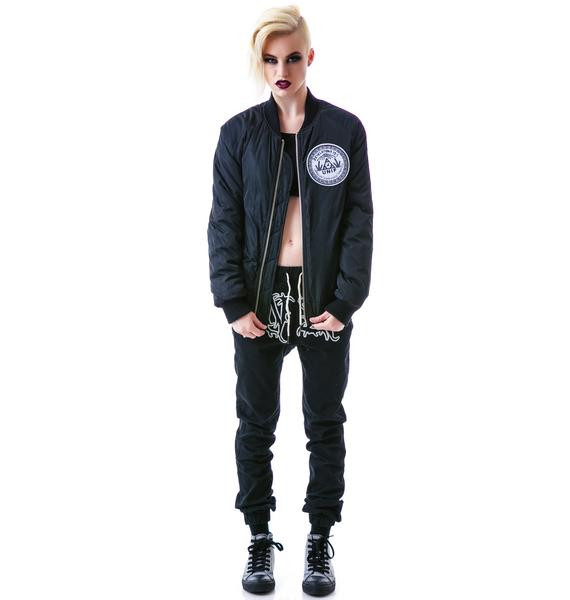 UNIF Revelation Bomber Jacket