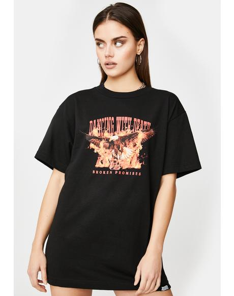 Hell Is Empty Graphic Tee