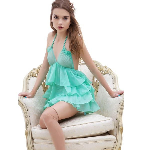 Fete Jackie Babydoll Dress