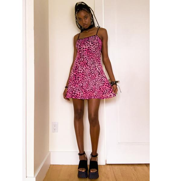 dELiA*s by Dolls Kill Force Of Nature Mini Dress