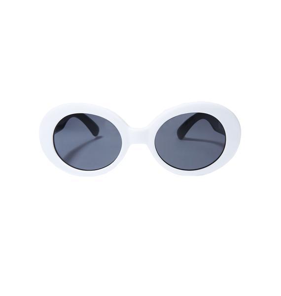 Disturbia Bleach Glasses