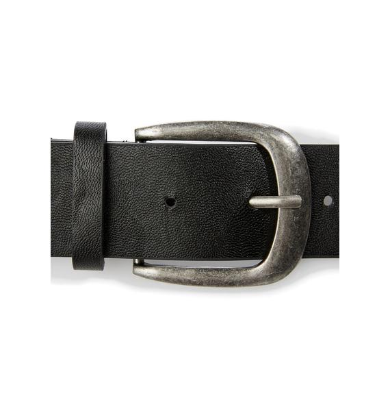 Machina Satchel Belt
