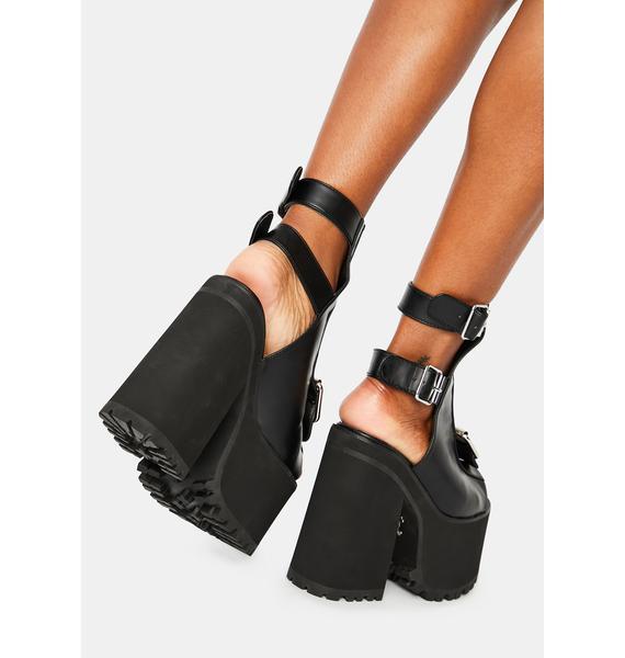Charla Tedrick VIP Platform Heels