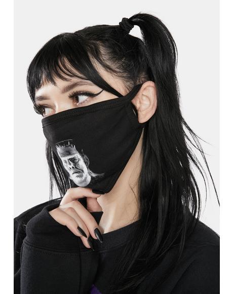 Chaney Frankenstein Face Mask