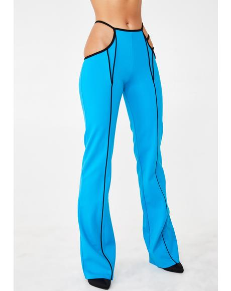 Saskia Cut-Out Pants