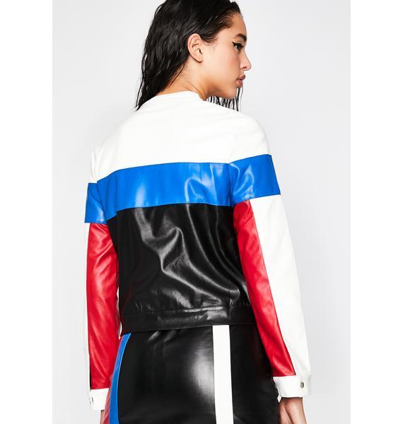Hater Blocker Moto Jacket