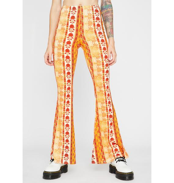 Hippie Dippy Flare Pants